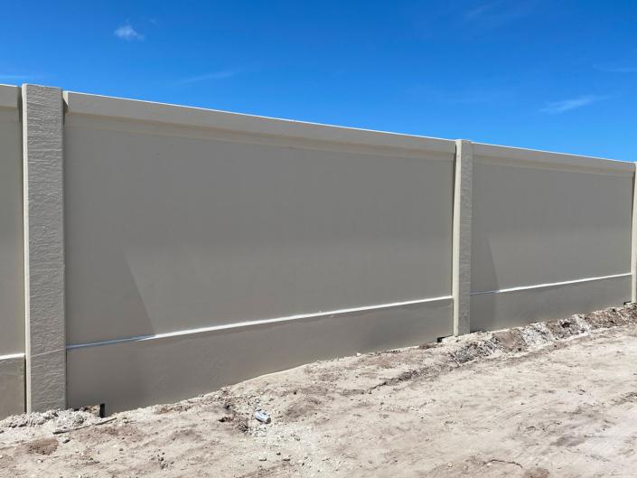 Screen/Buffer Wall